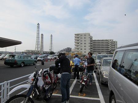 久里浜港 2