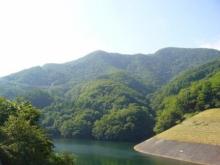 古谷ダム 3