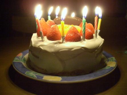 新誕生日②