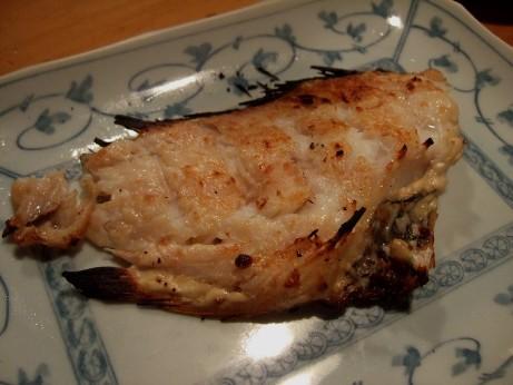 メヌケ鯛粕漬焼