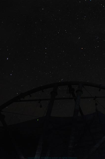 2011・7・24沼田町の星空2