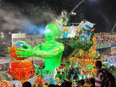 サンパウロ カーニバル