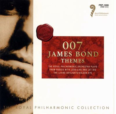 007 JAMES BOND THEMES