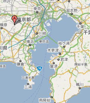 地震 神奈川麻生