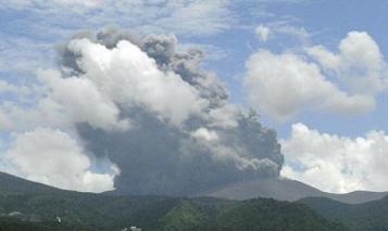 火山噴火 0630-1