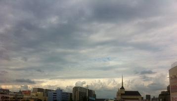 0731-1 さいたま市の空