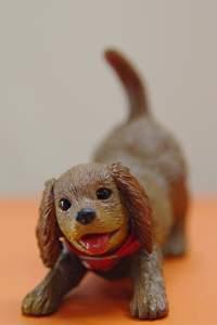 ニンテンフィギュア 犬