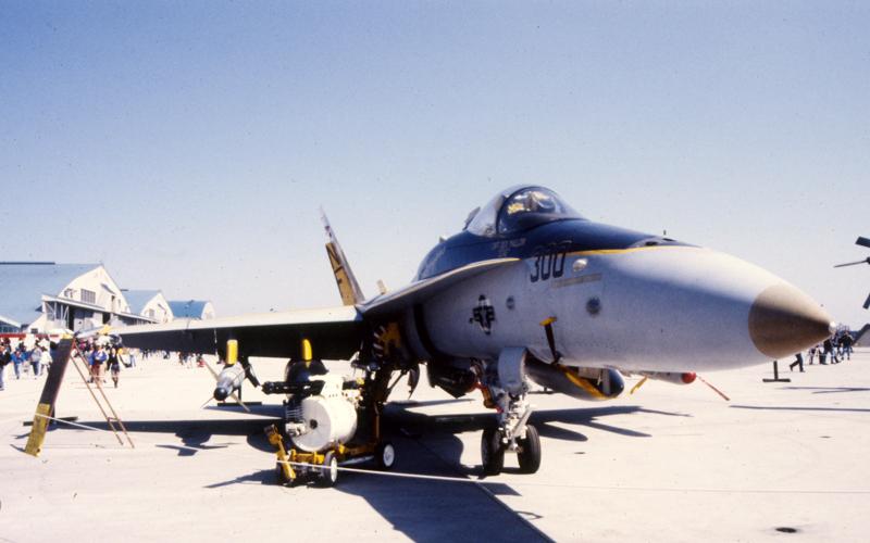VFA-192 CAG 1996 003