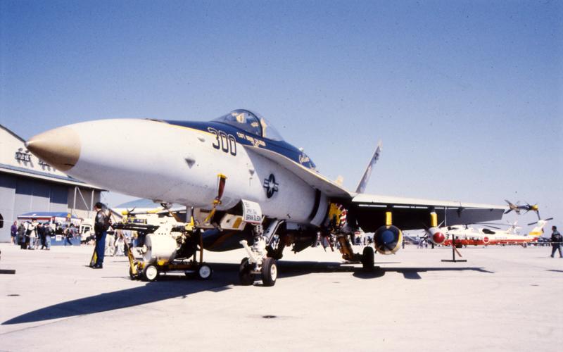 VFA-192 CAG 1996 005