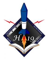 H-19_mission_insignia