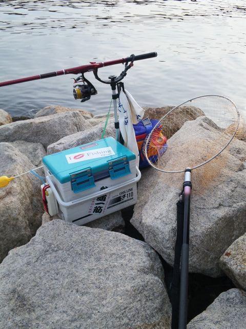 今日の釣り場♪