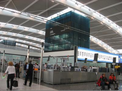 ヒースロー空港1