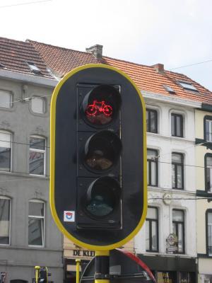 自転車用信号機