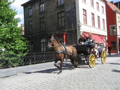 ブルージュの馬車