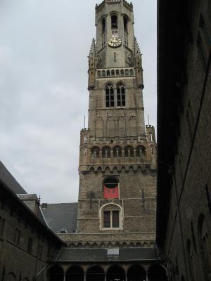 世界遺産の鐘楼