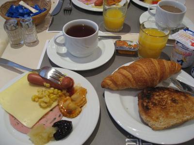 アリス朝食2