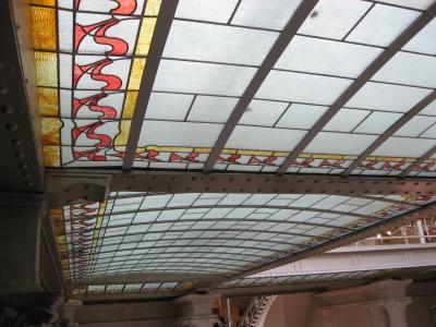 天井が美しい
