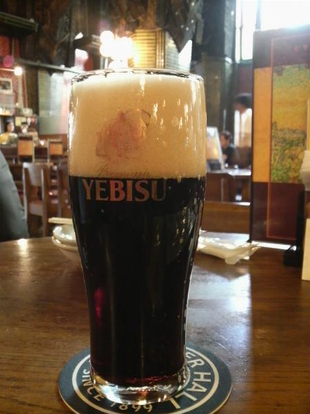 1杯目黒ビール