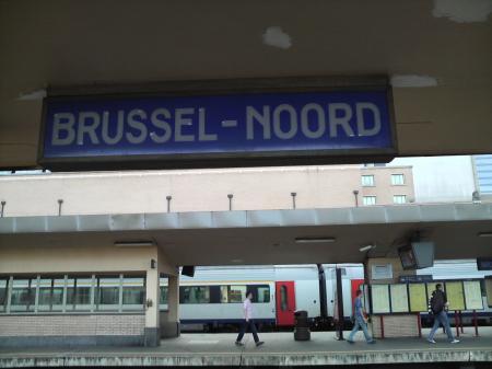 ブリュッセルノルド駅