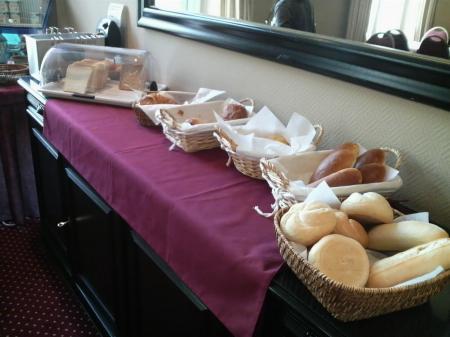 パンもたくさん