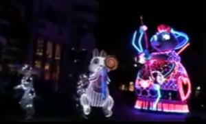 USJマジカルスターライトパレード3
