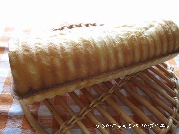 久々のパン