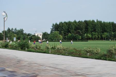 札幌市白石区川下公園