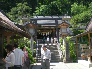 大山紙神社