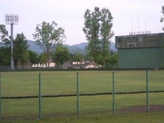 さゆり公園野球場