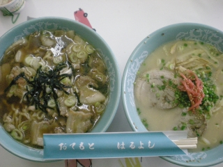 焼肉ラーメン&とんこつ☆