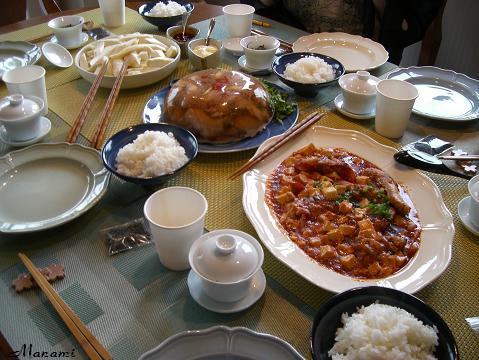 台湾料理教室