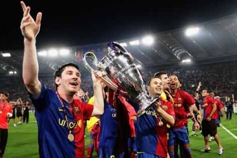 メッシ UEFAチャンピオンズリーグ決勝