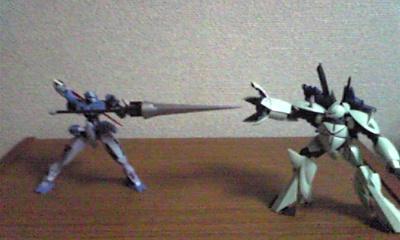 ジンクスⅢ対ターンX