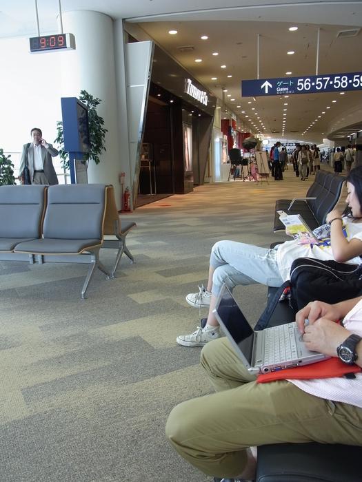 110811_福岡空港