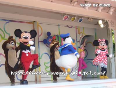 楽しくダンシング~♪