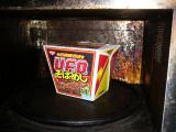 UFOそばめし-レンジIN