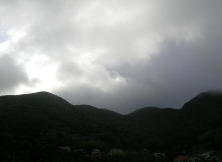 7/15.07:45東の空