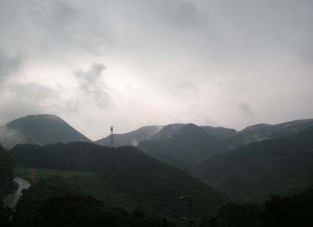 7/22早朝の南の空