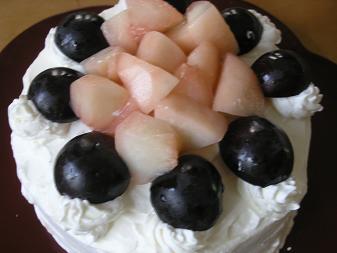 じいちゃんのケーキ