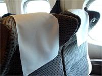 グリーン車座席
