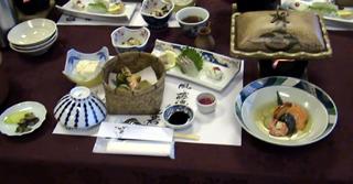 いこいの村_夕食