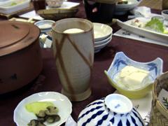 いこいの村_夕食05