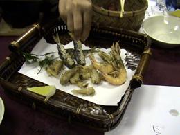 いこいの村_夕食06