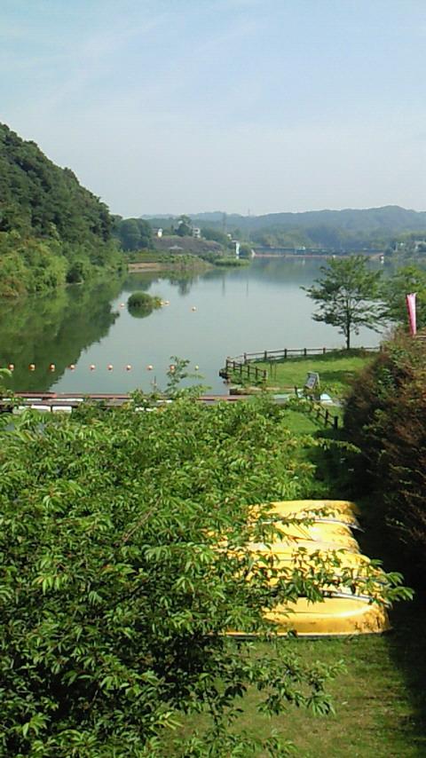 6月26日亀山湖
