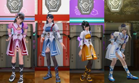 桜花4姉妹♪