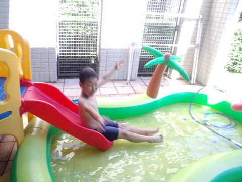 1しょうちゃんの夏休み1