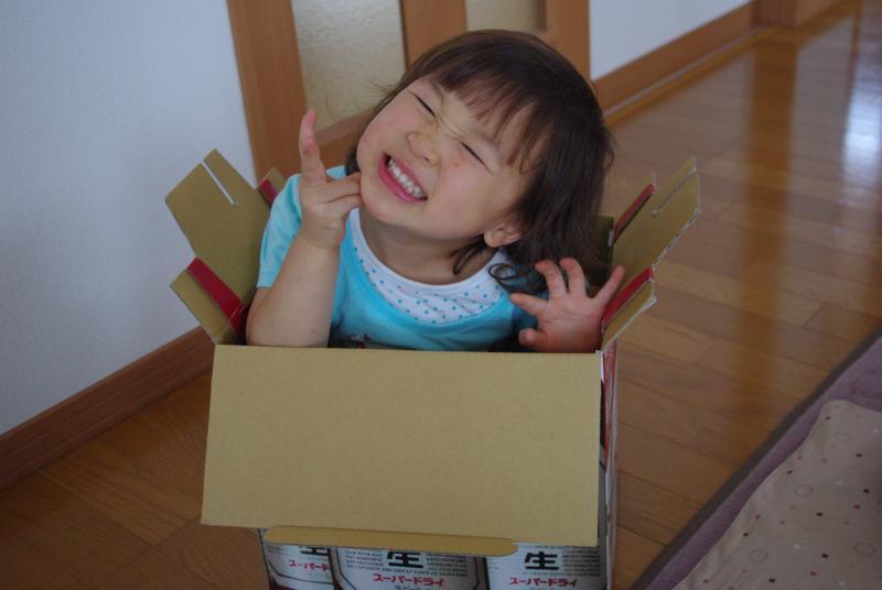 箱入り娘w