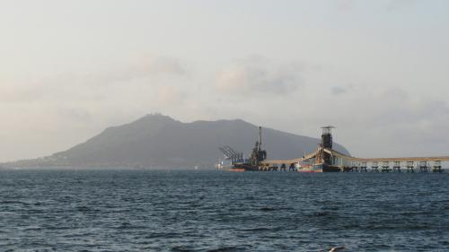 72001太平洋セメント海上桟橋