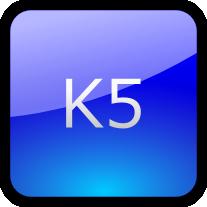 K5(京都五条通り)