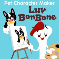"Pet Character Maker ""Luv BonBone"""